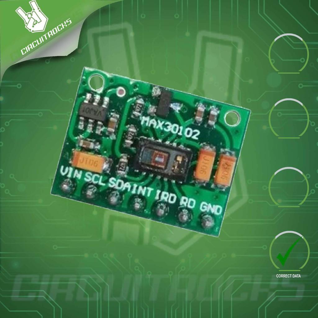 Pulse Oximeter Heart-Rate Sensor Breakout MAX30102