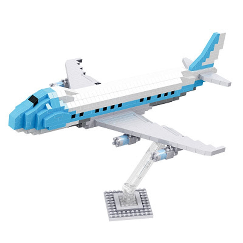 Space Shuttle Air Force One Toy Plane Building Block Lego Gift