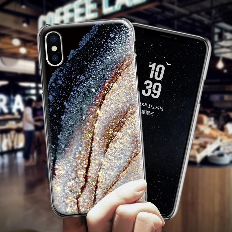 quality design c8920 4e1ff Samsung S5 S6 S7 S8 S9 Note 5 8 9 Fine Grain Material Case | Shopee ...