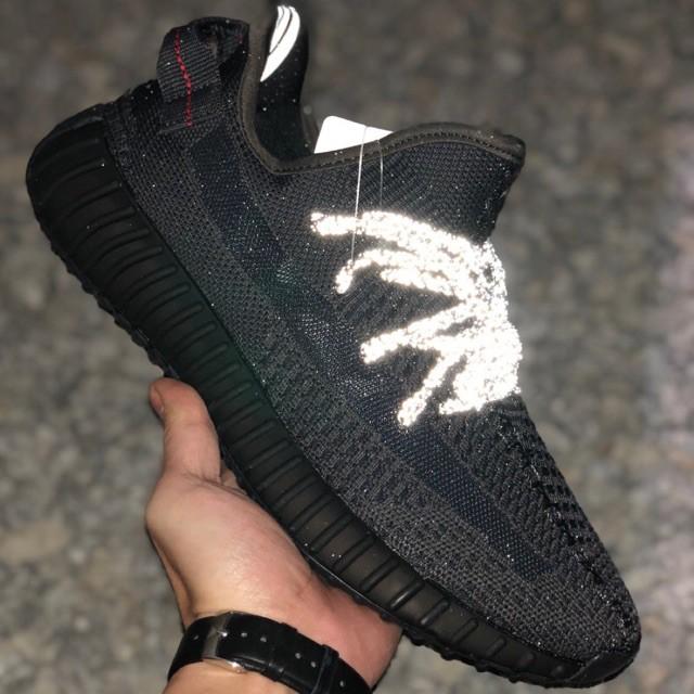 adidas yeezy boost 350 v2 black static non reflective