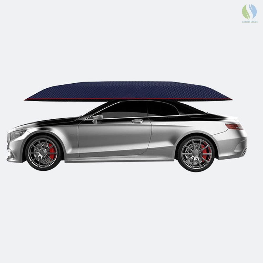Portable Full Automatic Car Cover Tent Remote Controlled ...