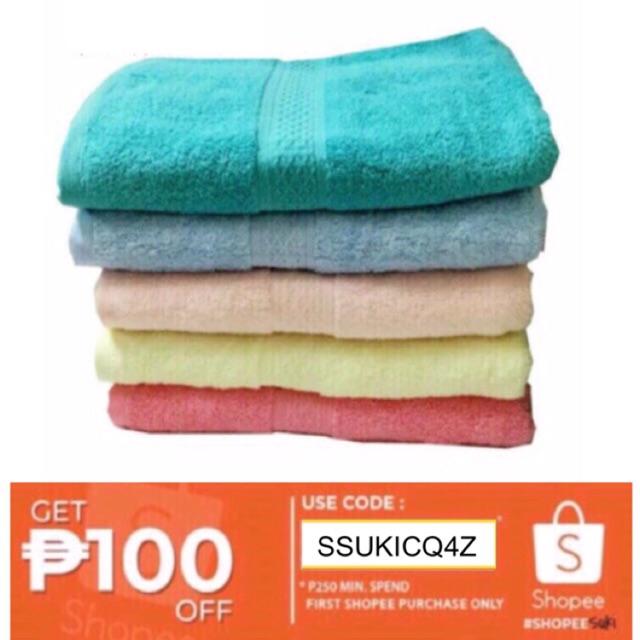Who Sells Cannon Bath Towels: COD Cannon Bath Towel SALE!!!🔥