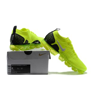 exclusive range innovative design the best attitude Nike second generation fluorescent green wild jogging shoes