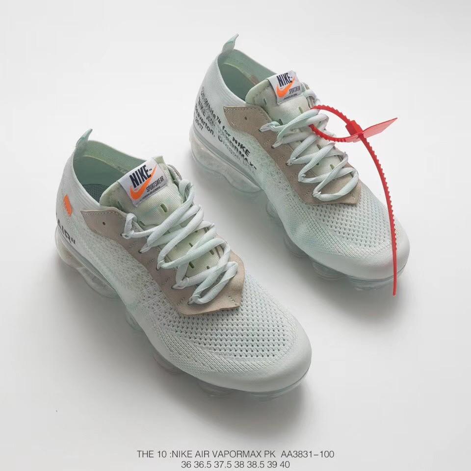 cc54e244161 original nike air vapormax flyknit 2.0 Womens sports shoes