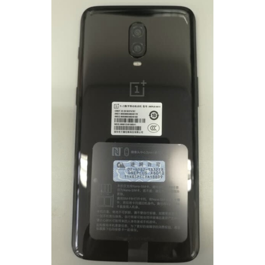 Oneplus6T A6010 | Shopee Philippines