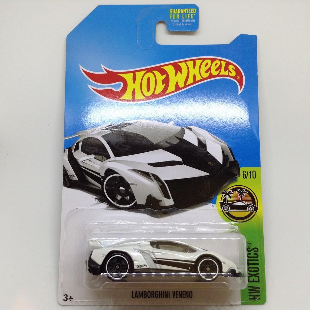 Hotwheels Hot Wheels Lamborghini Veneno White Variation Kroger Store Exclusive Shopee Philippines