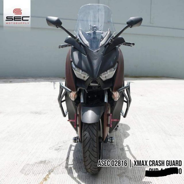 Sec xmax crash guard