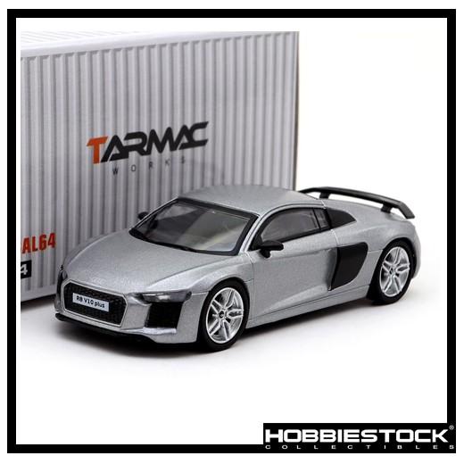 Tarmac Works 1 64 Audi R8 Florett Silver Shopee Philippines