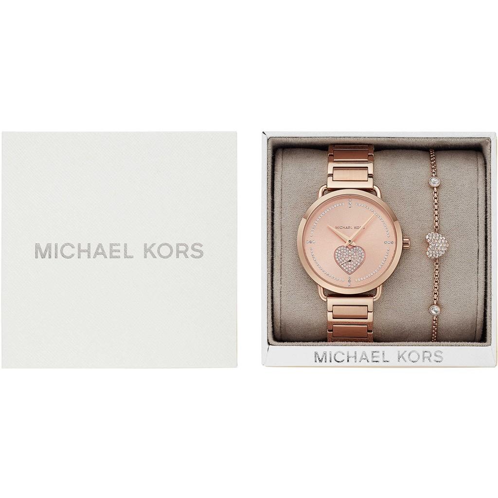8993978efe08 Michael Kors MK3827 Portia Bracelet Watch