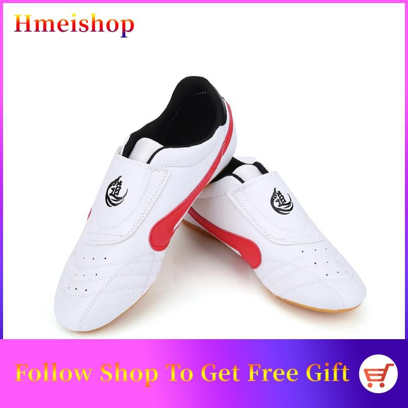 B Baosity Kid Taekwondo Foot Guard Protector Karate Sparring Foot Gear Shoes with Elastic Strap