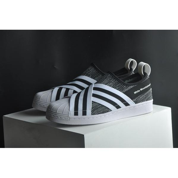 adidas superstar grey black