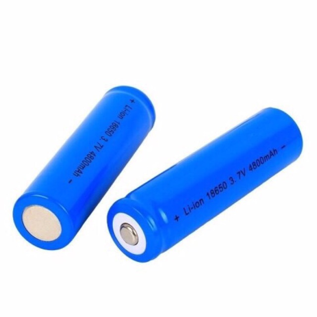 Lithium Rechargeable 3 7V 18650 Battery
