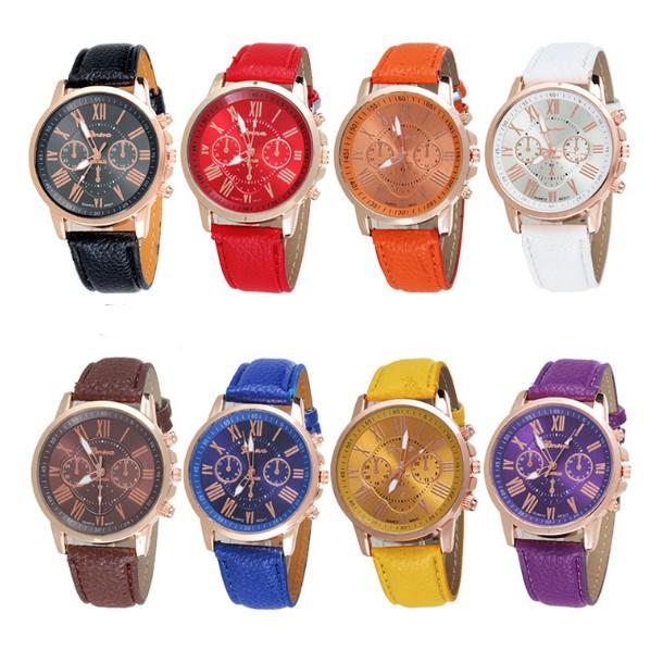 e5690c051a8 LP Mathematics Formula Analog Quartz PU Leather Wrist Watch