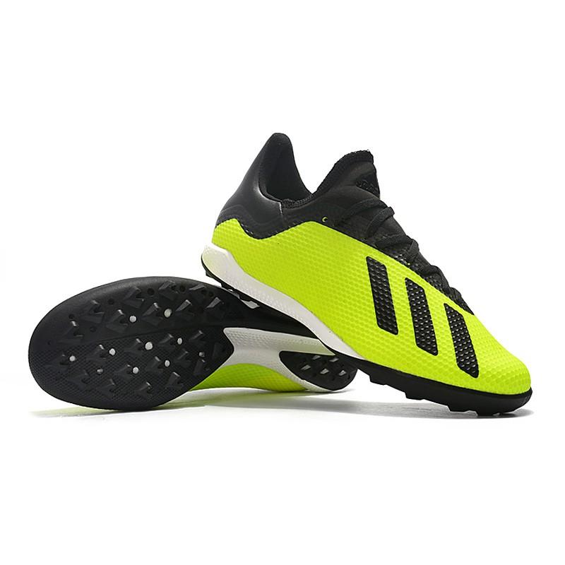 sale retailer a7e55 5150d Original 100%Adidas X series Tango 18.3 TF men's grass nail training  non-slip soccer shoes