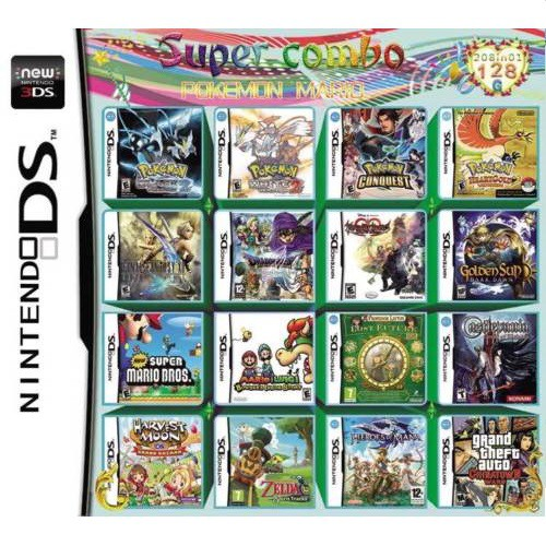 List of nds games