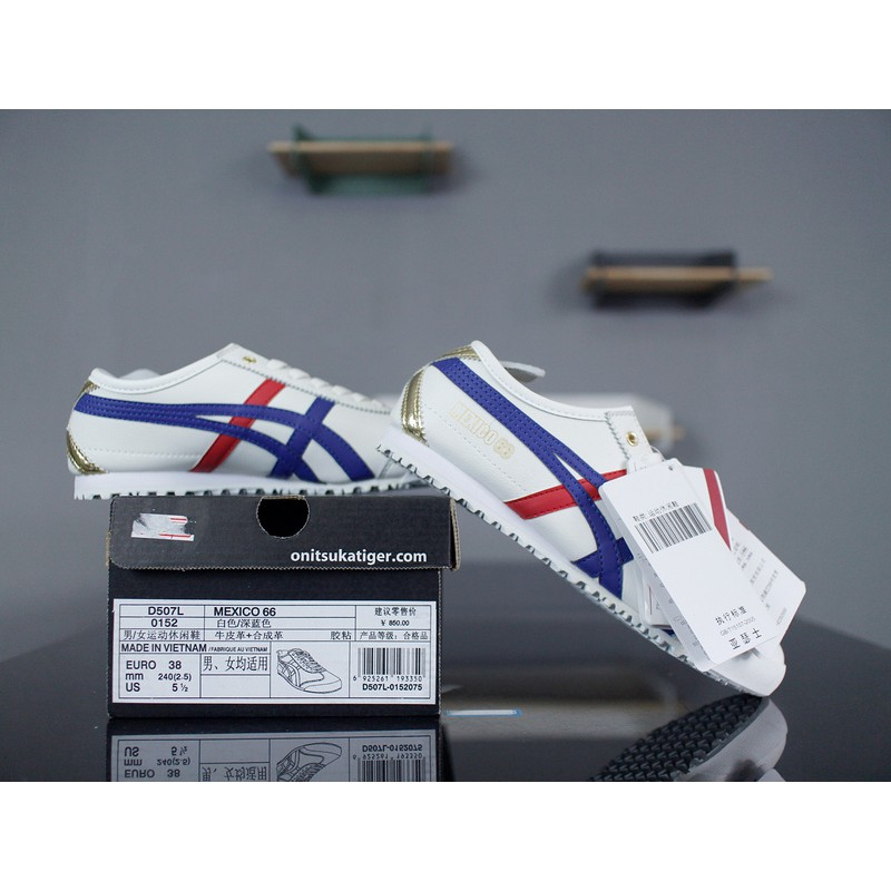 new style accfc 618f0 Asics Onitsuka Tiger Men Women Casual Shoes / D507L-01559075