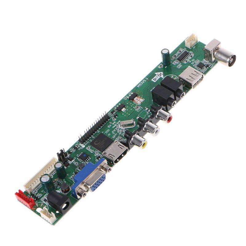 CRE✿ Universal LCD Controller Driver Board Kit V29 AV TV VGA HDMI USB  Interface