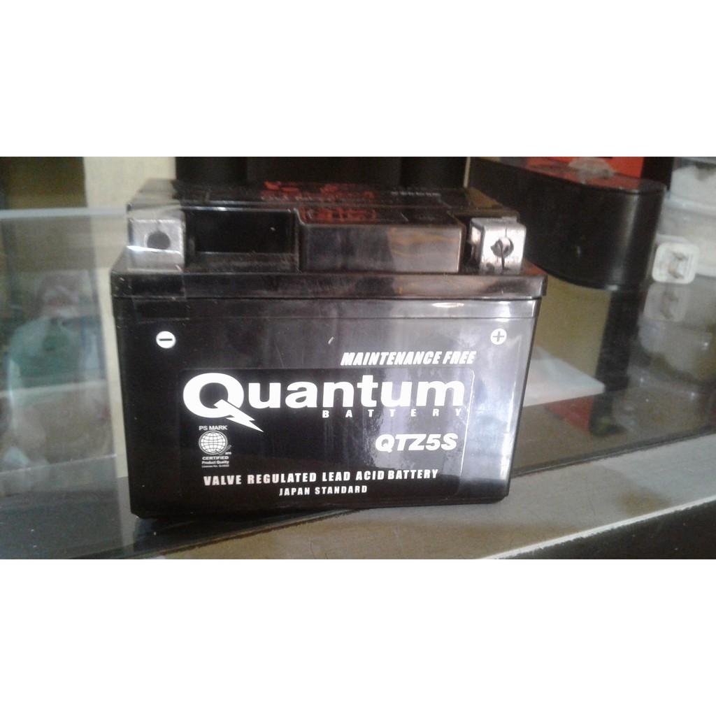QUANTUM BATTERY QTZ5S JAPAN STANDARD