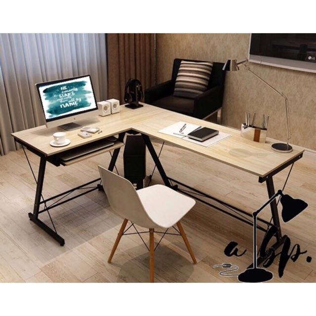 Corner Desk L Shaped Office Table 1 Pm