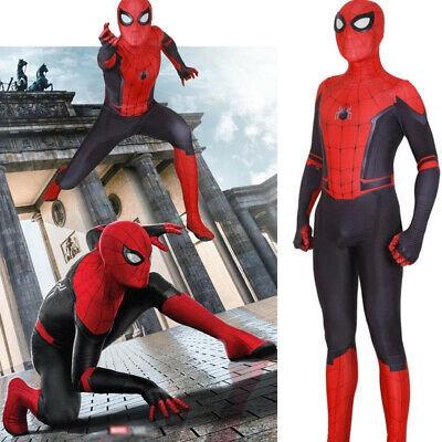 Marvel Scarlet Spider Women Cosplay Costume Fancy Dress Spiderman Show Suit