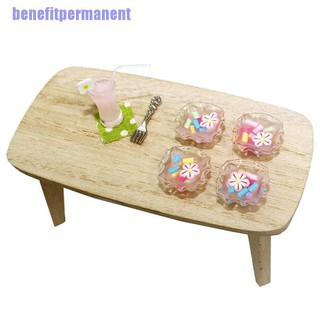 3PCS 1:12 Dollhouse Miniature Model Toy Accessories Plastic Trash Cans Basket YL