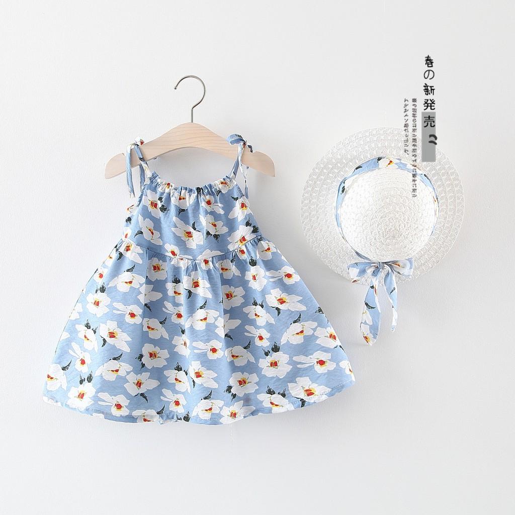 summer skirt Baby girl skirt skirt 104 size 5 summer sunset blue see with sails skirt
