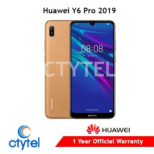 Huawei Y6 Pro 2019 NTC 1 year Huawei warranty | Shopee Philippines