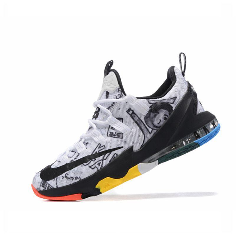 504c887f6a837 Nike original lebron 13 basketball shoes