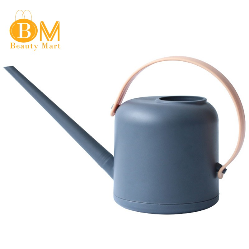 Durable Plastic Sprayer Long Spout Month Spray Watering Can Pot Garden Tools New