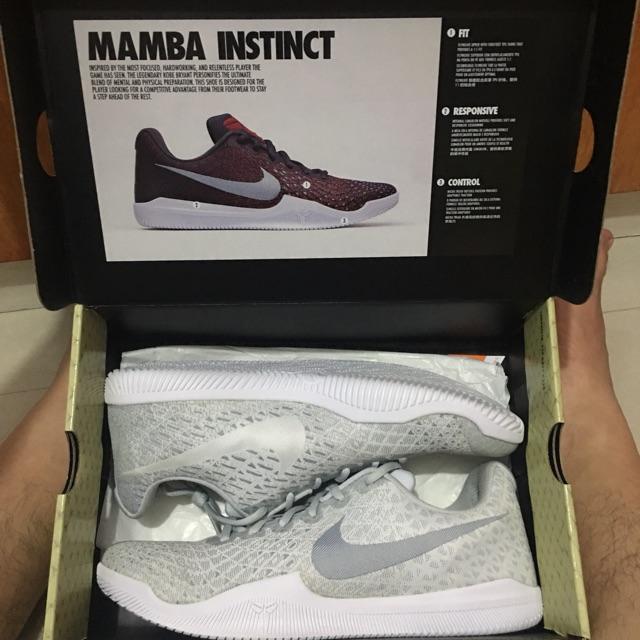 womens nike mamba instinct Nike Kobe Mamba Instinct | Shopee Philippines