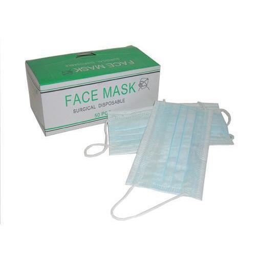 3-ply Blue Disposable Scientififc Face Newton Mask