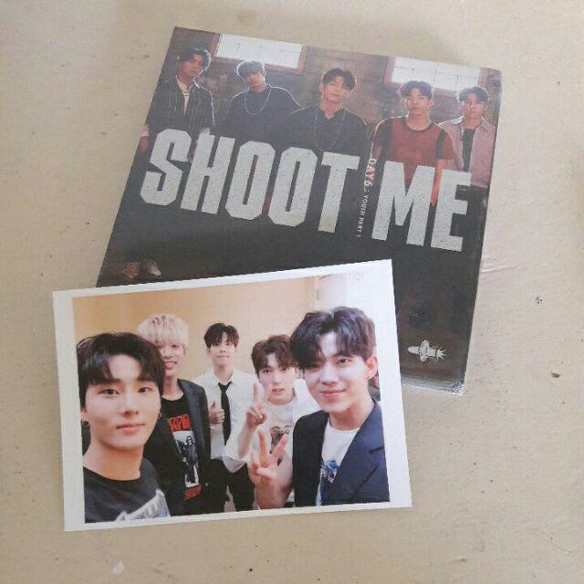 DAY6 Shoot Me: Youth Part 1 | Shopee Philippines