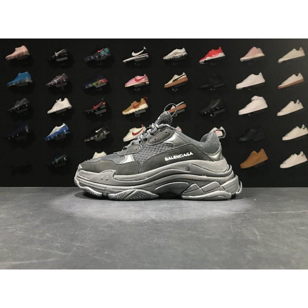 ea8428b73bfe 17FW Balenciaga Triple-S Sneaker Retro Platform Shoes Old Se ...