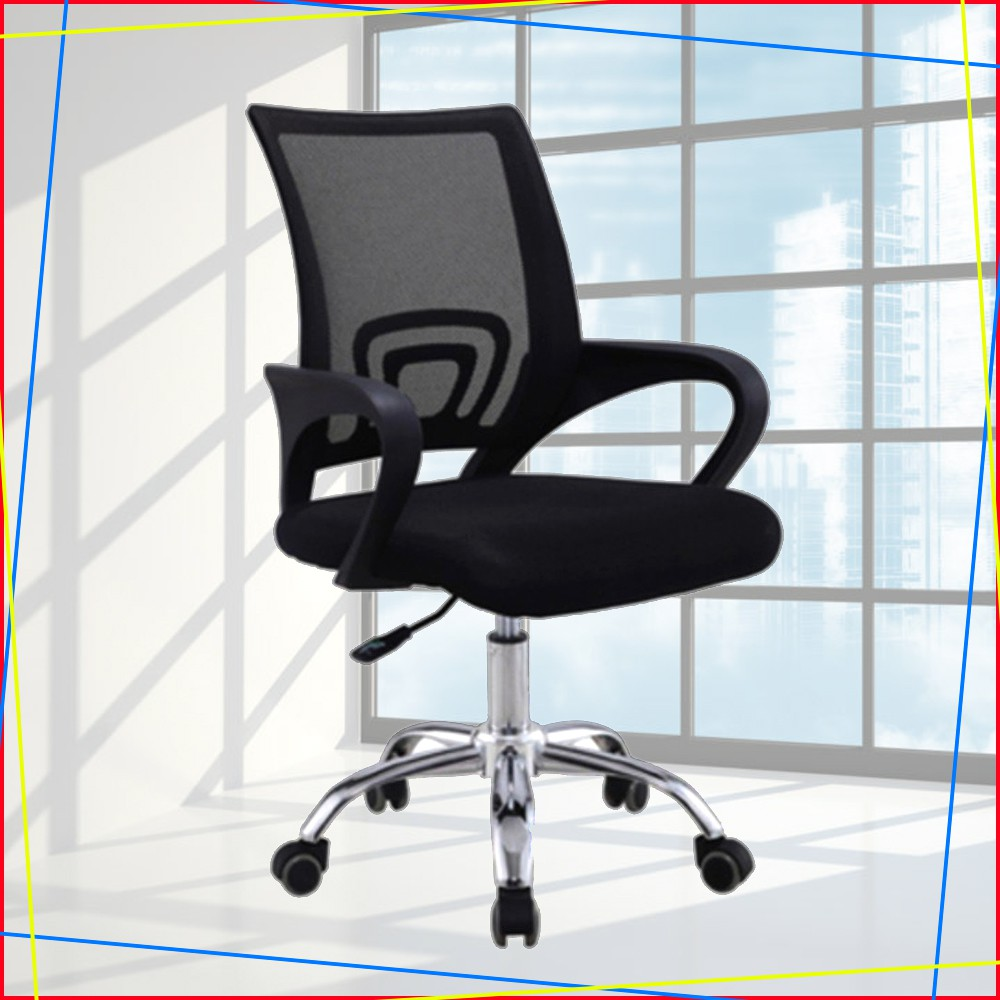 Relaxing Office Chair Black Shopee Philippines