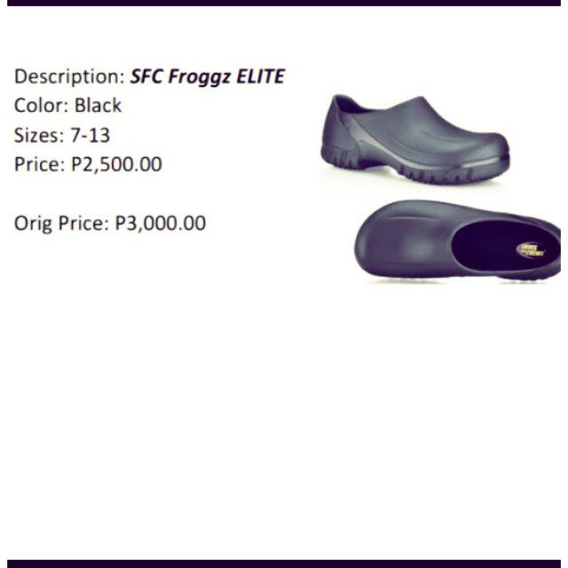 44d1f5f0368da1 SFC Froggs Elite Shoes