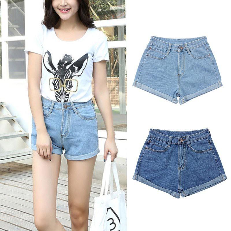 ce30bbe458 Fashion Womens Shorts Sweet Style Lace Crochet Elastic Waist Slim Short  Pants   Shopee Philippines