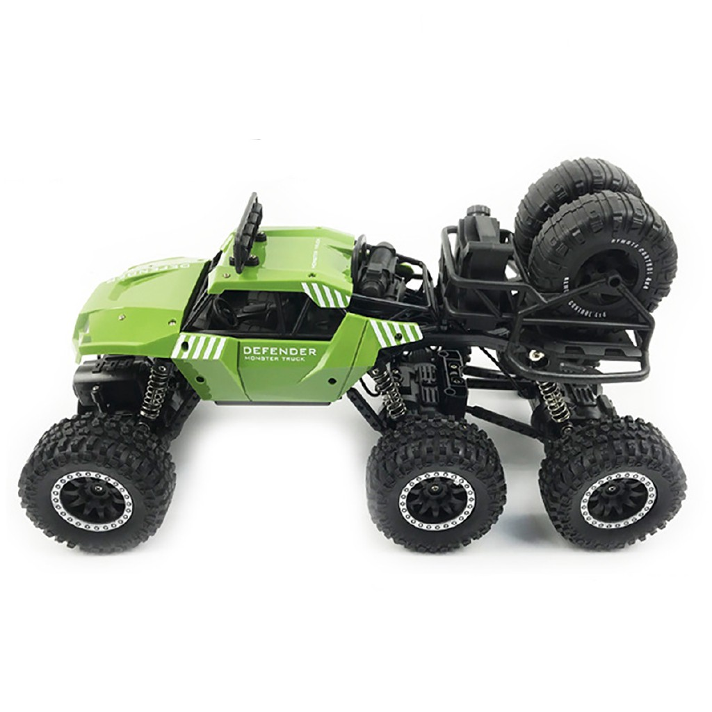 Magicalzone 1 14 Rc Car Monster Truck Crawler 2 4g Remote Control Shopee Philippines