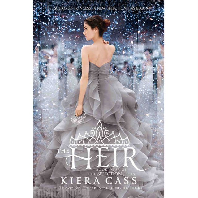 e1ab726b4 Selection 4: The Heir by Kiera Cass | Shopee Philippines