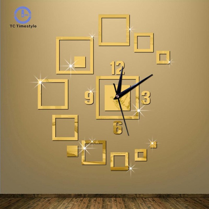 Decorative Wall Clocks For Living Room from cf.shopee.ph