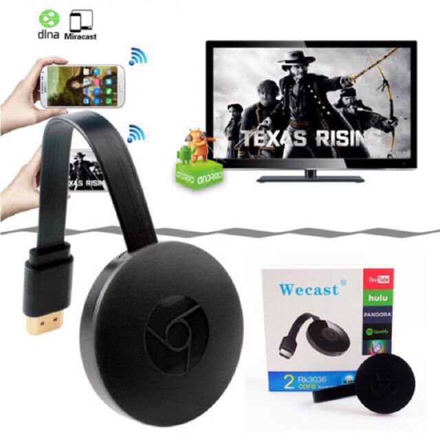G2 4K Wireless HDMI DONGLE Google Chrome Cast AnyCast WeCast