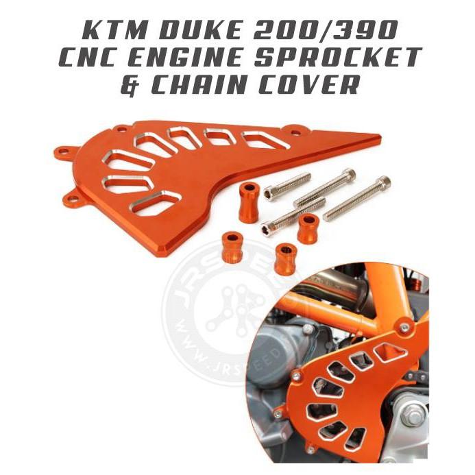 Jrspeed KTM Duke 200 390 Fron Sprocket Cover