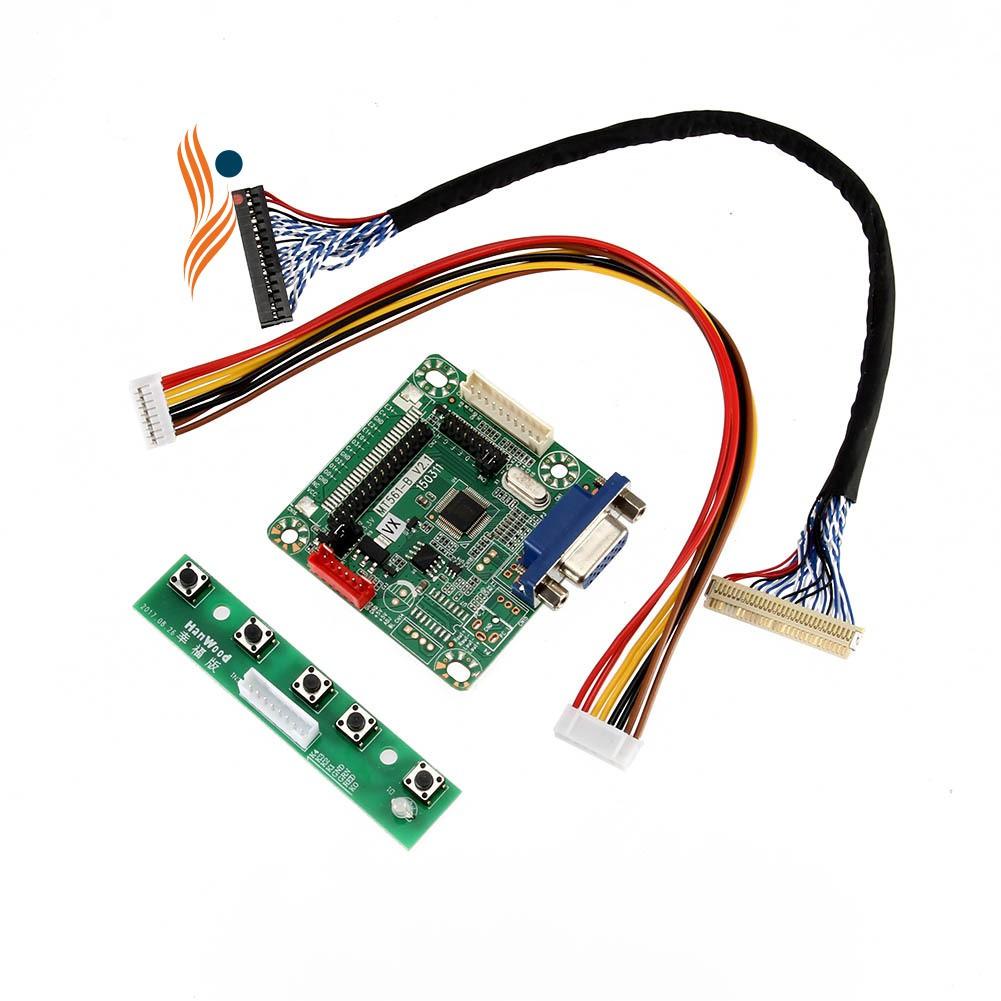 MT6820-B Universal LVDS LCD Monitor Driver Controller Board 5V 10