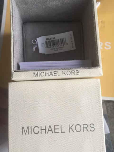 🔥♥ Promo for 3day only COD Pawnlable Michael Kors mk Watch