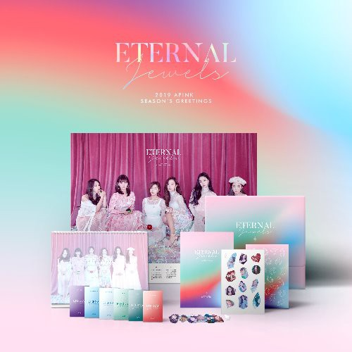 Apink - 2019 SEASON GREETING [ETERNAL JEWELS]