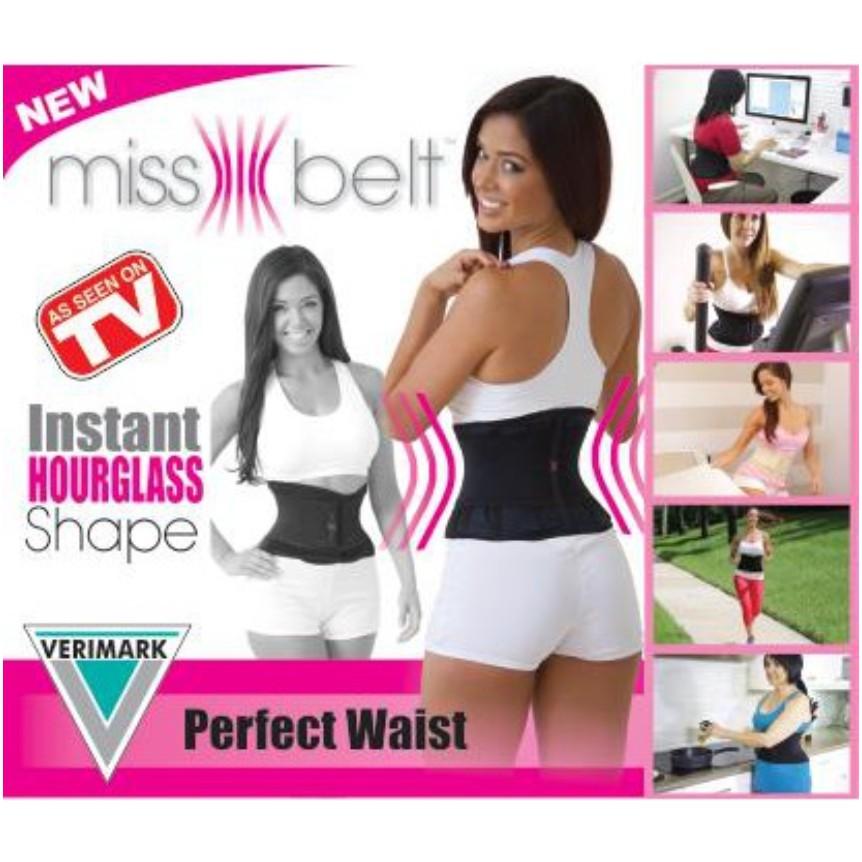 f3c087f3fb Miss Belt Instant Hourglass Shaper