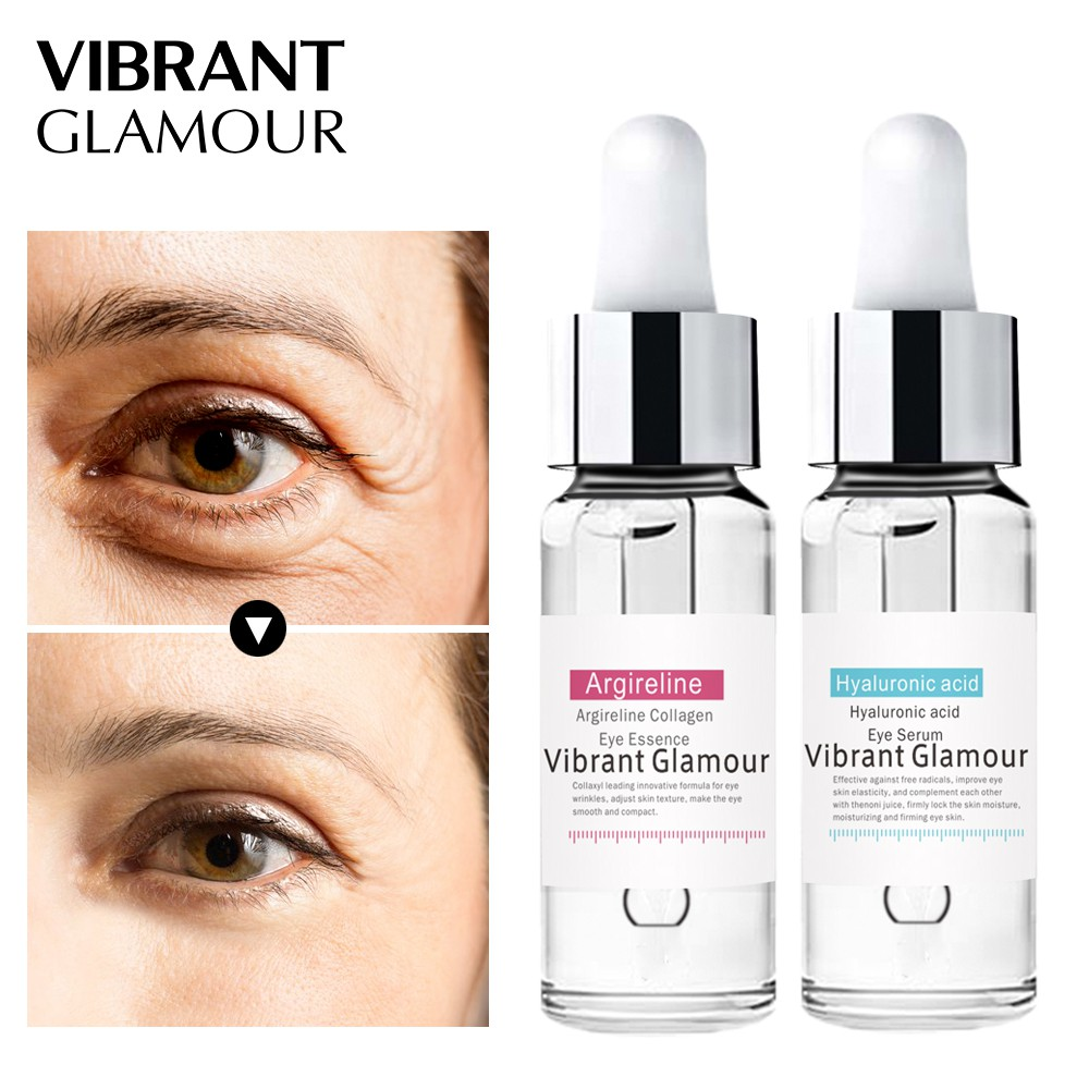 VIBRANT GLAMOUR Eye Essence Skin Care Set Collagen Eye