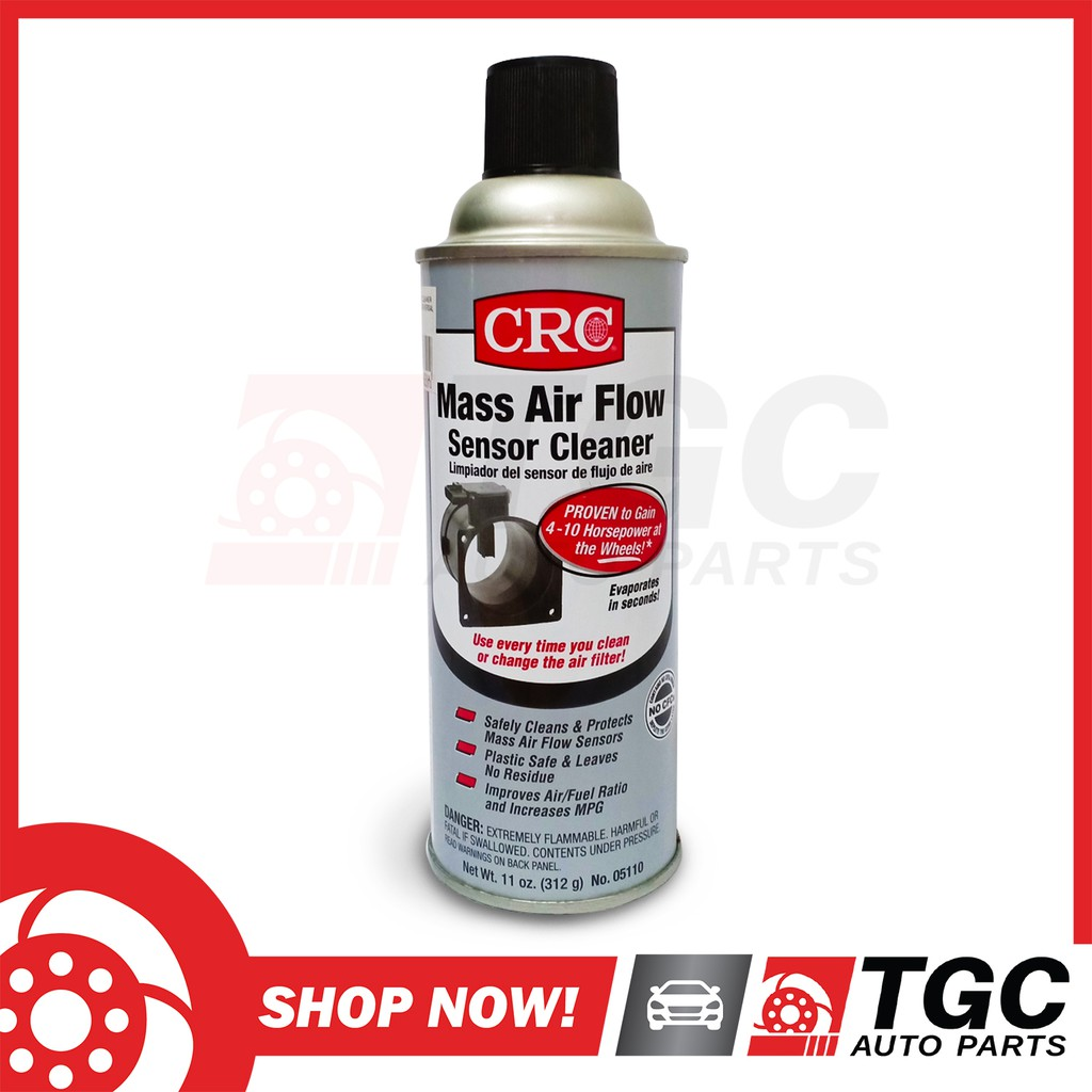 Splitter nya CRC MASS AIR FLOW SENSOR CLEANER | Shopee Philippines EK-37