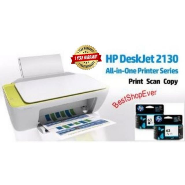 Astonishing Hp Deskjet 2130 All In One Printer With Warranty Home Interior And Landscaping Ologienasavecom