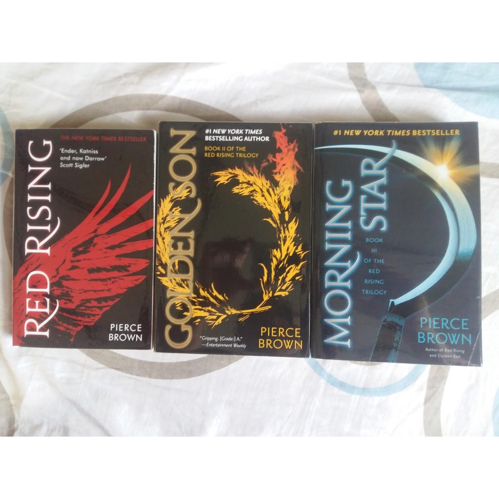 [PB] Red Rising Saga by Pierce Brown