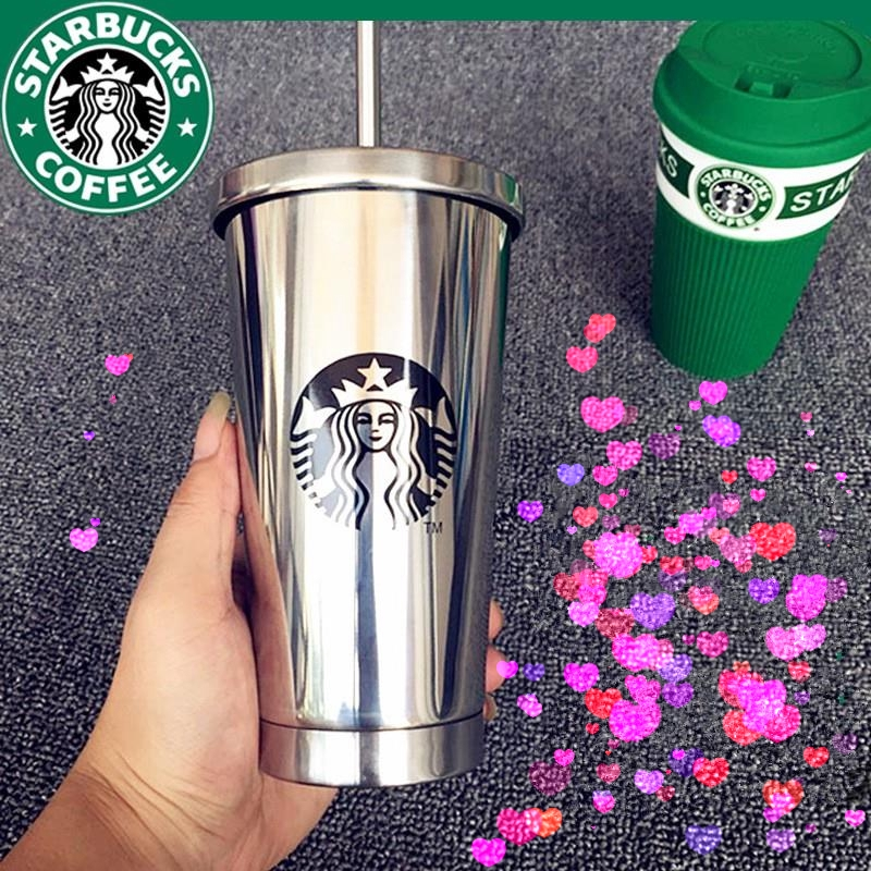 8a6e8edcc3f Starbucks 304 Stainless Steel Coffee Cup Ready Stock